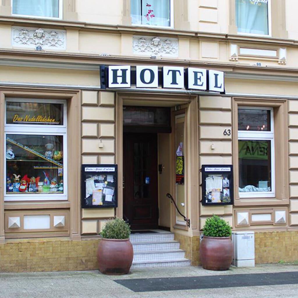 Hotel Schwaferts Wuppertal