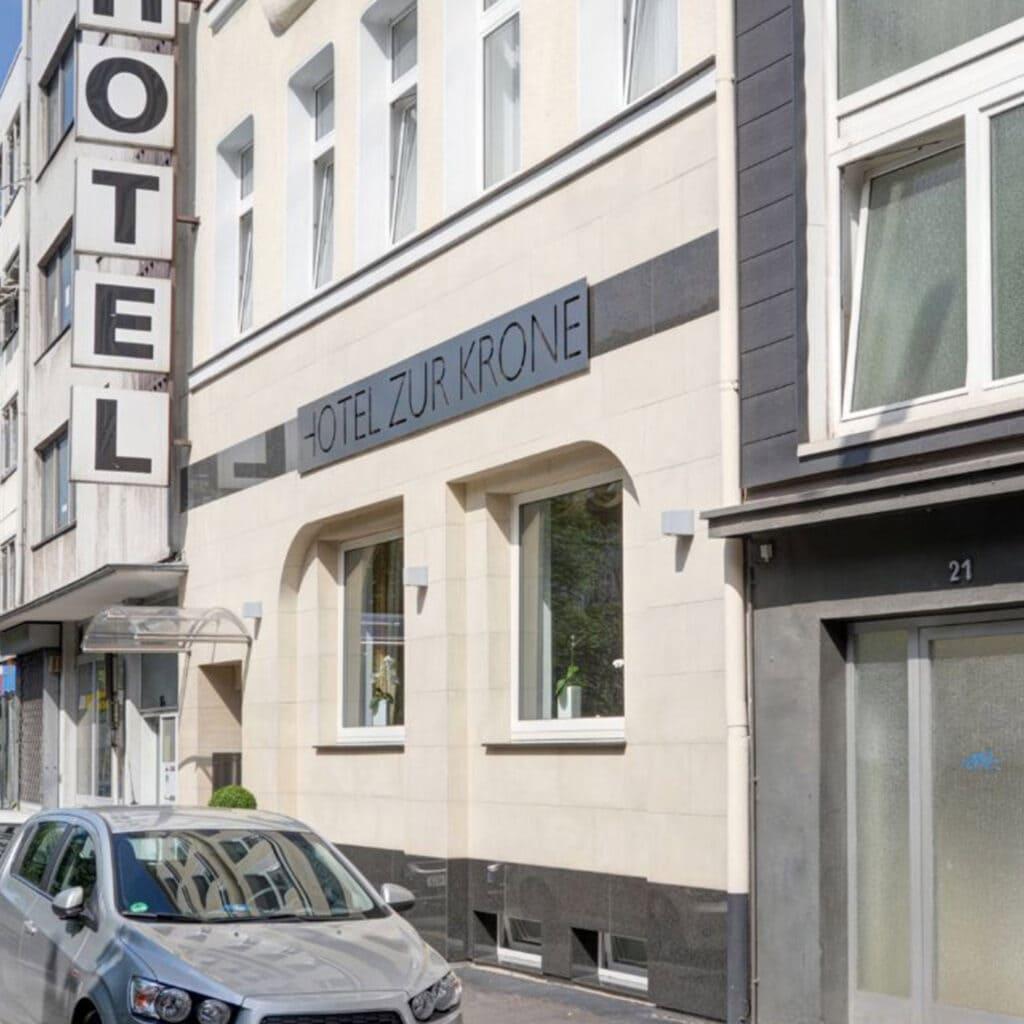 Hotel Schwarzbach Wuppertal