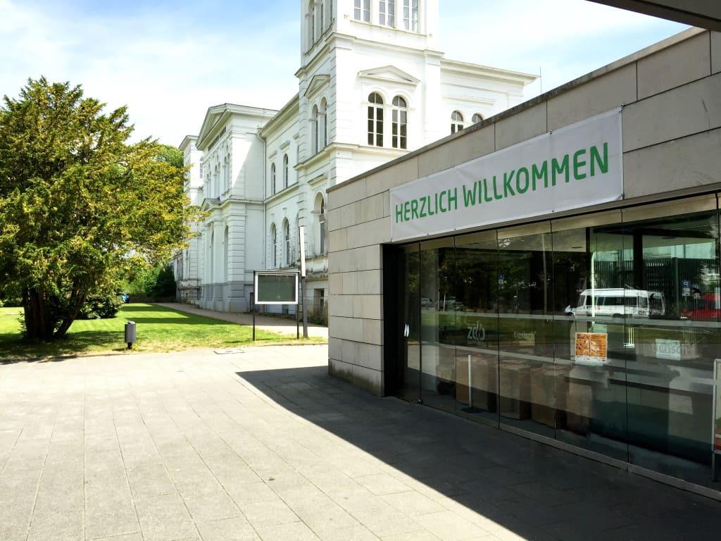 Hotels Zooviertel Wuppertal