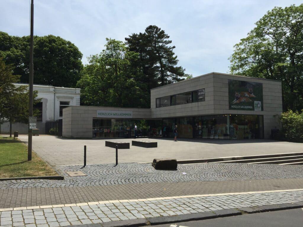 Zoo Wuppertal Zooshop